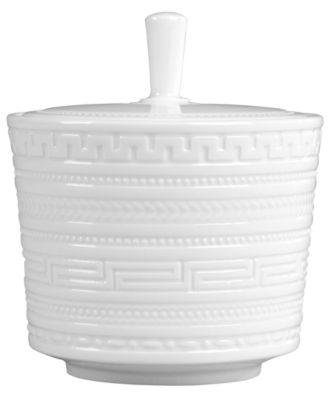 Dinnerware, Intaglio Sugar Bowl