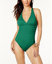 La Blanca Strappy One-Piece Swimsuit