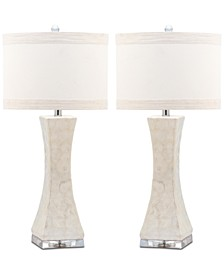 Shelley Set of 2 Table Lamps