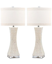 Safavieh Shelley Set of 2 Table Lamps
