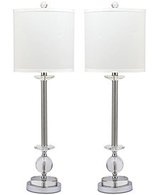 Safavieh Marla Set of 2 Table Lamps