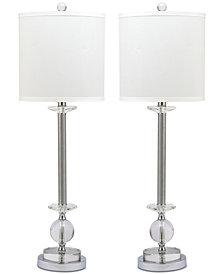 Safavieh Marla Set of 2 Table Lamps