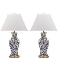 Beijing Set of 2 Table Lamps