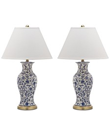 Safavieh Beijing Set of 2 Table Lamps