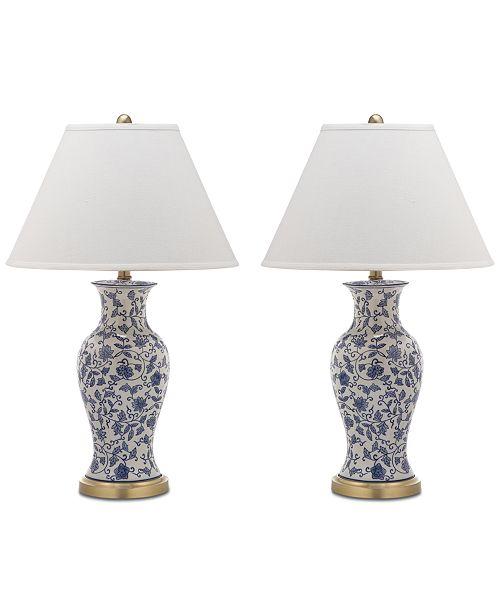 Safavieh Beijing Set of 2 Table Lamps
