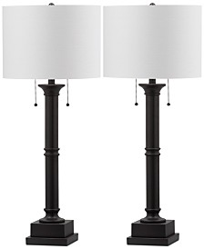 Safavieh Estilo Set of 2 Table Lamps