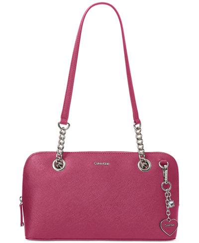 Calvin Klein Dome Shoulder Bag