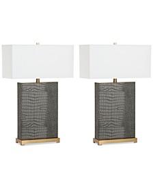 Joyce Set of 2 Table Lamps