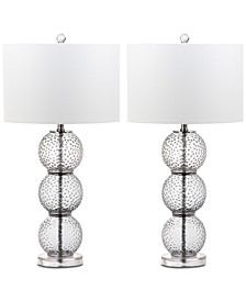 Port Robert Set of 2 Table Lamps