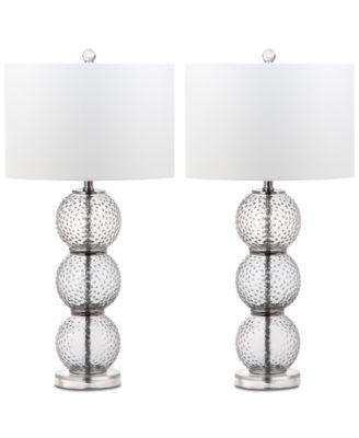 Safavieh Port Robert Set Of 2 Table Lamps