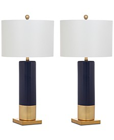 Dolce Set of 2 Table Lamps