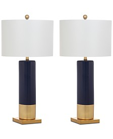 Safavieh Dolce Set of 2 Table Lamps