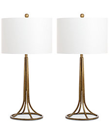 Safavieh McKenna Set of 2 Table Lamps
