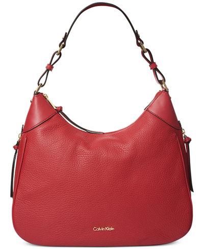 Bag Macys Com Calvin Klein Angelina Hobo