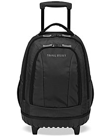 "Travel Select 18"" Wheeled Backpack, Created for Macy's"