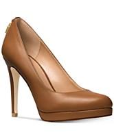 a10d156a6218 Michael Kors Heels  Shop Michael Kors Heels - Macy s