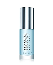 Receive a Complimentary Travel Spray with any Large Spray purchase from the Hugo Boss Men's Fragrance Collection