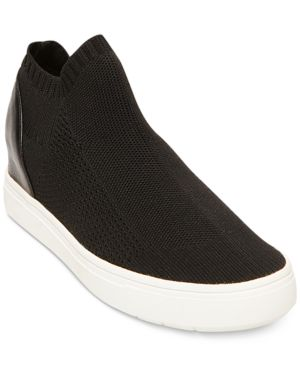 SLY HIDDEN WEDGE KNIT SNEAKER