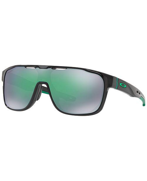 2471210b10a ... Oakley Crossrange Shield Sunglasses