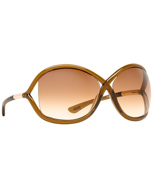 92acaf8c75a3 Tom Ford WHITNEY Sunglasses