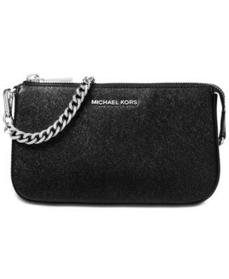 MICHAEL Michael Kors Medium Chain Clutch