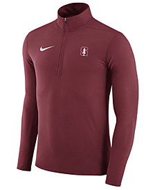 Nike Men's Stanford Cardinal Element Quarter-Zip Pullover