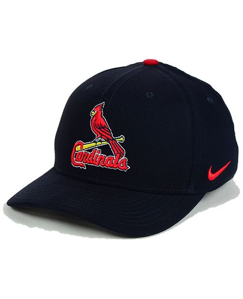 c792d746 Nike St. Louis Cardinals Classic SwooshFlex Cap - Sports Fan Shop By ...