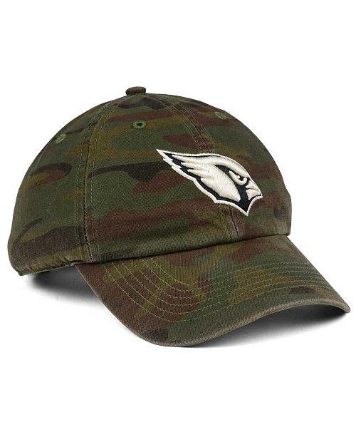 finest selection 9e4b6 5152d ... get 47 brand arizona cardinals regiment clean up cap sports fan shop by  lids men macys