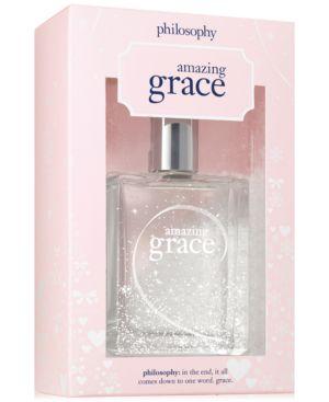 philosophy Amazing Grace Snow Globe Eau de Toilette, 2-oz. 5164842