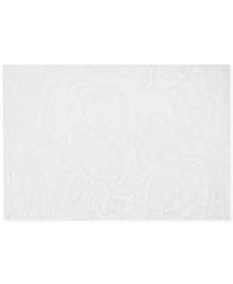 Esmerelda White Placemat Set of 4