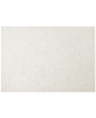 Peony Ivory Placemat