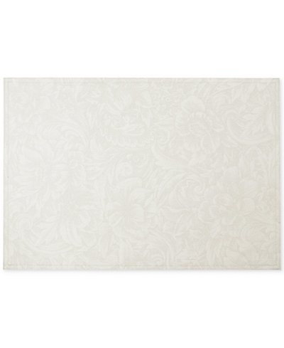 Waterford Peony Ivory Placemat