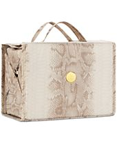 Joy Mangano Extra-Large Printed Beauty Case
