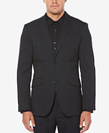Perry Ellis Men's Slim-Fit Pinstripe Suit Jacket