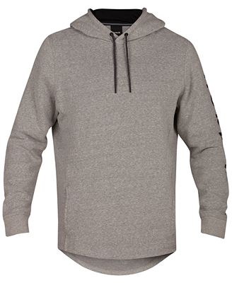 Hurley Men's Bayside Pullover Hoodie - Hoodies & Sweatshirts - Men ...