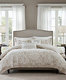 Harbor House Suzanna Taupe Comforter Sets
