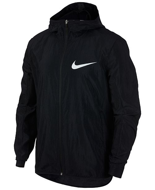 456d3cf726 Nike Men s Showtime Shield Basketball Jacket   Reviews - Coats ...