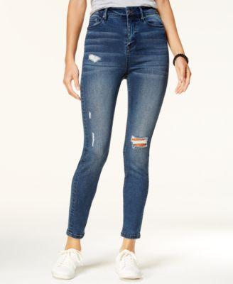 Celebrity pink eversoft skinny jeans