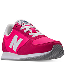 New Balance Little Girls' 220 Casual Sneakers from Finish Line