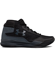 Under Armour Big Boys' Jet 2017 Basketball Sneakers from Finish Line