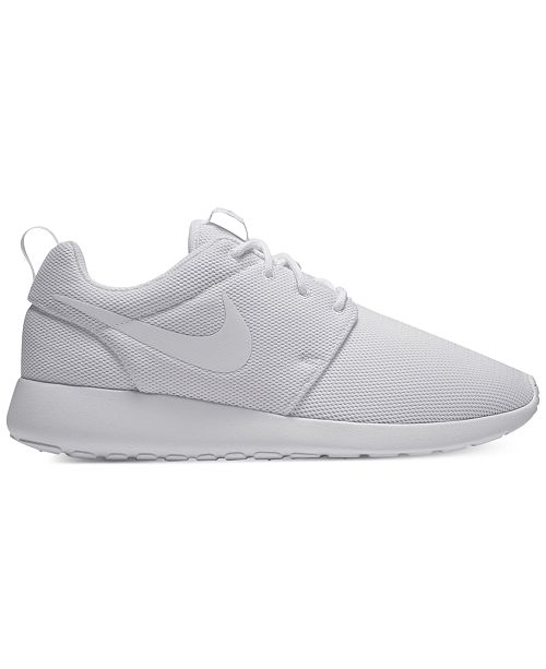 77244f1dd6a Nike Women s Roshe One Casual Sneakers from Finish Line   Reviews ...