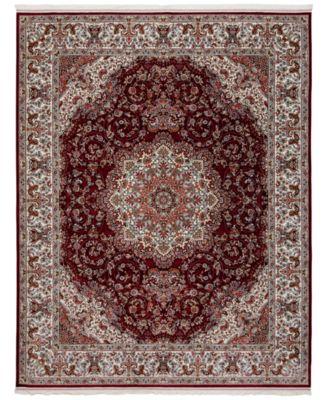 Kenneth Mink Persian Treasures Shah 4u0027 X 6u0027 Area Rug