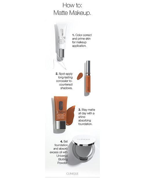Clinique Stay Matte Oil Free Makeup 1 Oz Reviews Makeup
