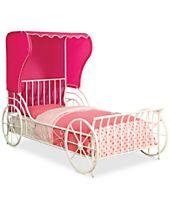 Lowena Kid's Twin Bed, Quick Ship