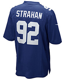 Nike Men's Michael Strahan New York Giants Retired Game Jersey