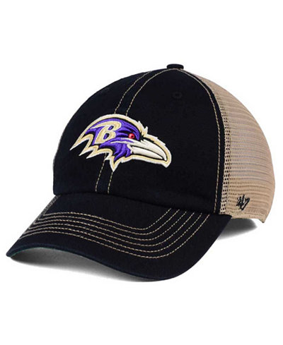 '47 Brand Baltimore Ravens Trawler CLEAN UP Cap