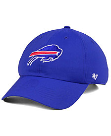 '47 Brand Buffalo Bills Repetition Tech CLEAN UP Cap
