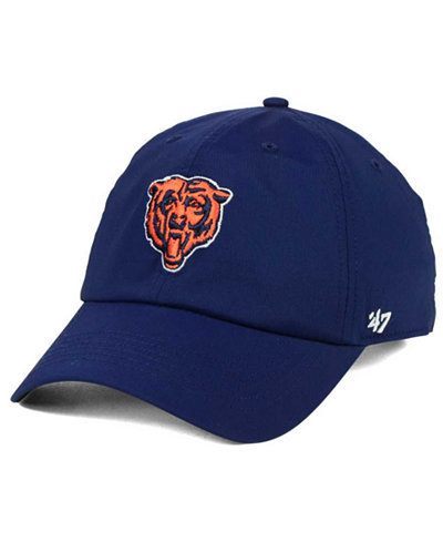 '47 Brand Chicago Bears Repetition Tech CLEAN UP Cap