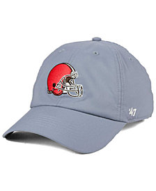 '47 Brand Cleveland Browns Repetition Tech CLEAN UP Cap