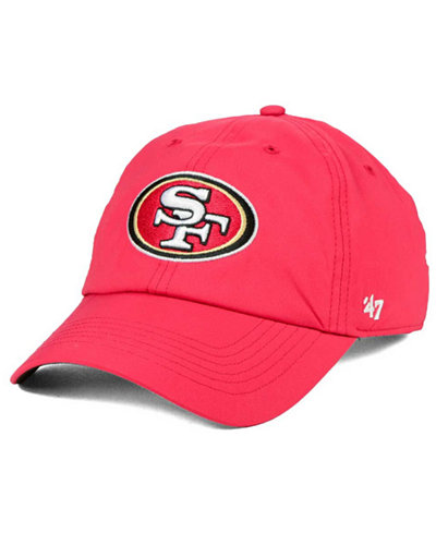 '47 Brand San Francisco 49ers Repetition Tech CLEAN UP Cap